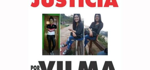 Marcharon en Iguazú pidiendo justicia por Vilma Mercado y la perpetua para el soldado Villar