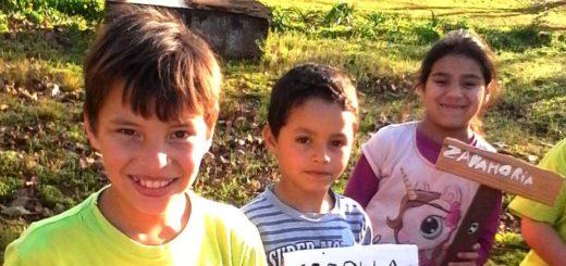 """""""Escuelas con aroma a huerta"""", un nuevo proyecto de educación ambiental y desarrollo local lanzarán en marzo en Campo Viera"""