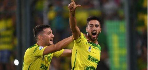 Superliga: Defensa y Justicia goleó a Rosario Central en un duelo clave por el ingreso a las Copas