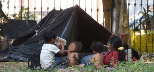 Asunción: hallaron asesinada a una niña indígena en inmediaciones de la Terminal de Ómnibus