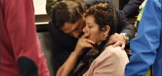 De regreso a Salta, la mujer atacada en Puerto Deseado fue recibida por el gobernador Gustavo Sáenz