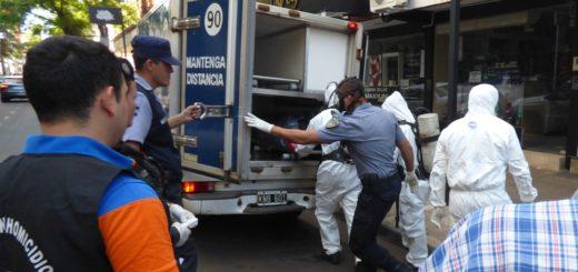 La Policía investiga a cuatro sospechosos por el crimen del departamento de la calle Colón en Posadas