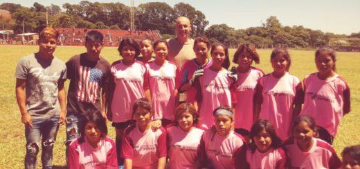 Se realizó el primer encuentro deportivo provincial de mujeres Mbya Guaraní