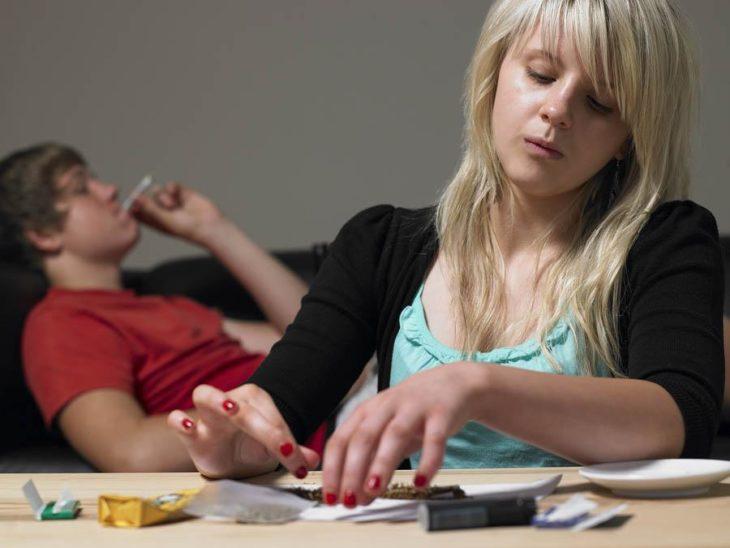 En promedio, los adolescentes misioneros inician el consumo de drogas a los 12 años