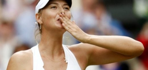 A sus 32 años, María Sharapova se retira del tenis profesional