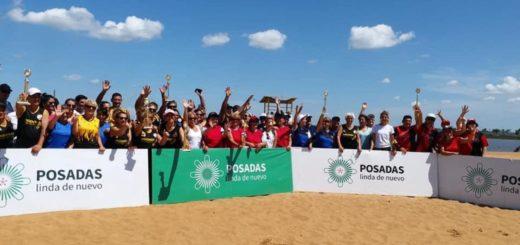 """Este viernes finalizarán las actividades deportivas municipales de verano en el Balneario """"El Brete"""""""
