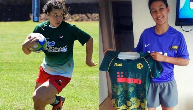 Dos misioneras en la Selección Argentina de Rugby