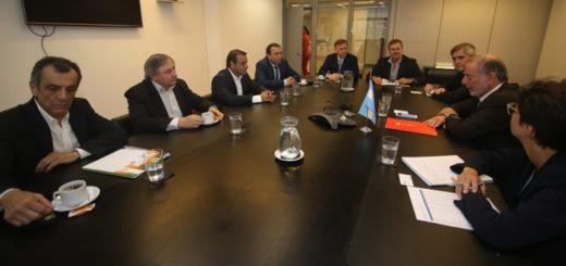 El Gobernador de Misiones, el INYM y yerbateros se reunieron en la Cancillería en pos de agilizar la exportación de yerba mate a la India