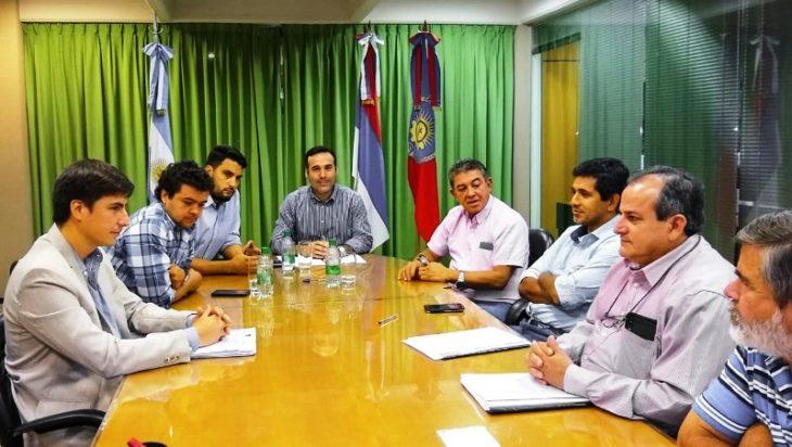Posadas: el Ejecutivo Municipal y el SOEMP continúan con el diálogo abierto