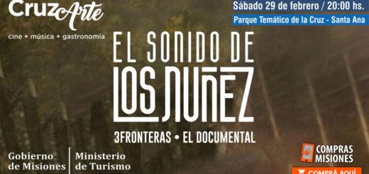 """""""CruzArte"""" con Los Núñez, arte, y gastronomía de la tierra colorada mañana en la Cruz de Santa Ana…Adquirí aquí las entradas por Internet"""
