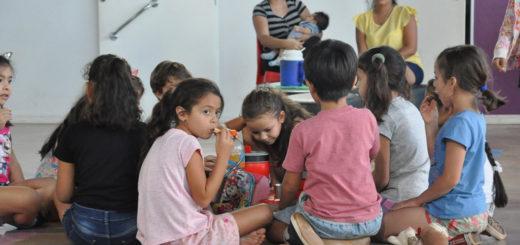 """""""Tereré Maker"""": en una ronda de tereré, los niños y jóvenes planificaron ideas"""