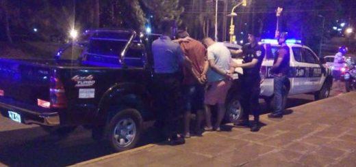 Aristóbulo: la Policía detuvo a dos hombres vinculados a un robo de yerba mate en Picada Belgrano