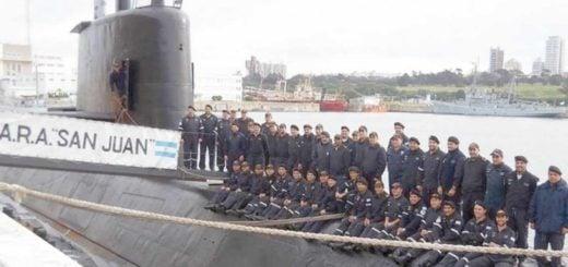 Darán el ascenso post mortem a los 44 del ARA San Juan
