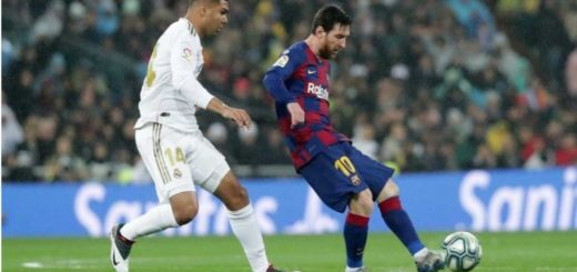 Barcelona pierde 2-0 ante el Real Madrid