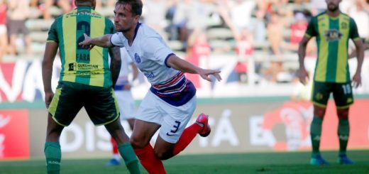 Superliga: San Lorenzo se recuperó con un gran triunfo ante Aldosivi en Mar del Plata