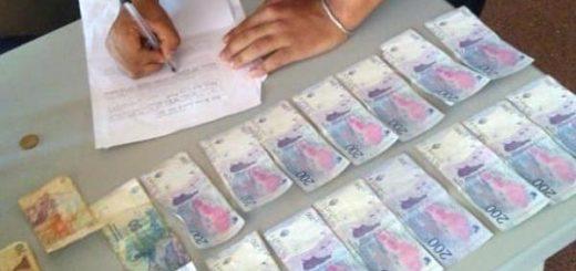 Posadas: robó dinero de la casa de su pareja, intentó escapar tomando un ómnibus y fue detenido