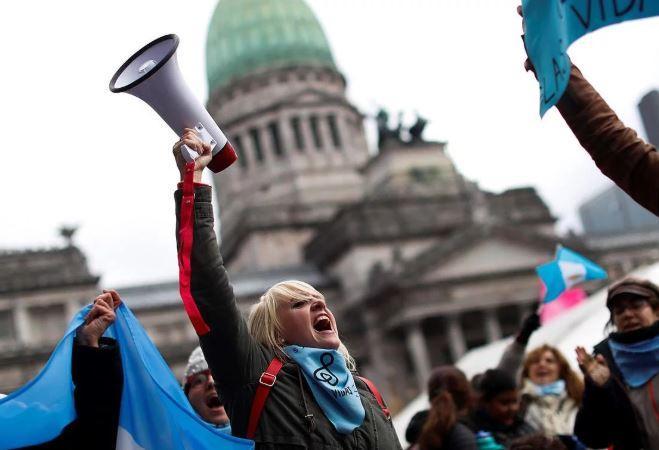 Ante el aborto como política pública