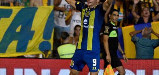 Rosario Central derrotó a Arsenal en un duelo clave por el ingreso a las copas