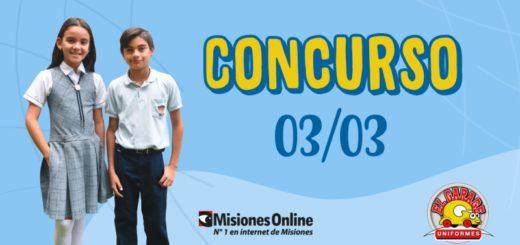Misiones Online y El Garage acompañan tu vuelta a clases: participá del concurso y ganate dos sets de uniformes escolares