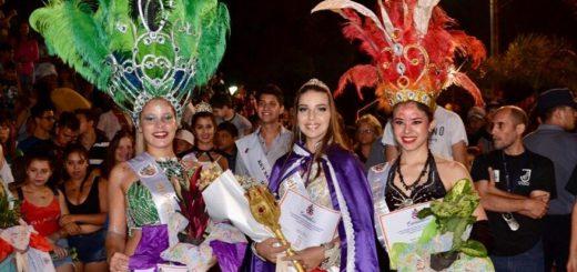 Eldorado: con elección de reinas y entrega de premios finalizaron los carnavales 2020