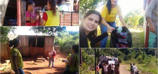Intensa lucha contra el dengue en todos los municipios de Misiones