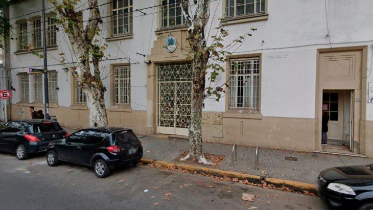 Palermo: una nena de 5 años se cayó del segundo piso de una escuela