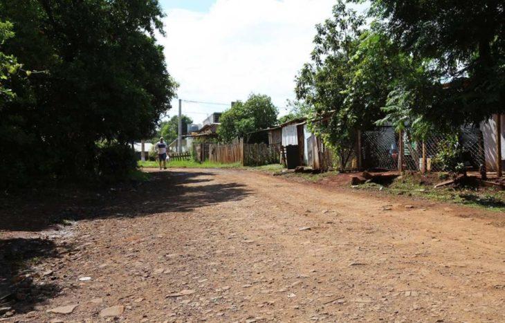 Posadas: avanzan los trabajos de regularización de tierras para los vecinos de la Chacra 252