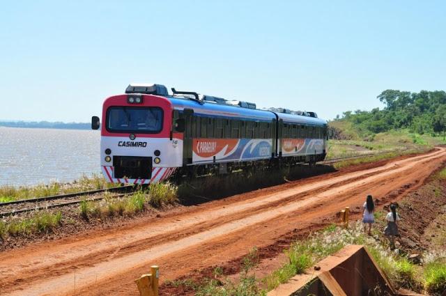 """Tren Garupá-Posadas: """"No sólo será un servicio ágil de transporte, también una fuente generadora de trabajo"""", dijo Luis Ripoll"""