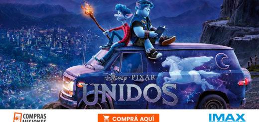 Unidos, la nueva de Disney-Pixar, llega al IMAX…Ingresá aquí y adquirí las entradas por Internet