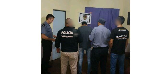 Crimen de Garuhapé: hay un detenido por el asesinato de Jorge Bustos