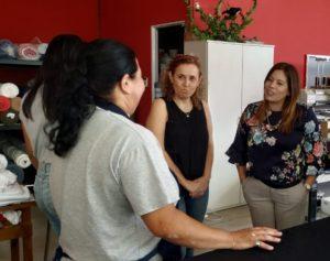"""Karina Aguirre destacó el e-commerce para emprendedores: """"Es una solución para los que no pueden llegar a las vitrinas o góndolas"""""""
