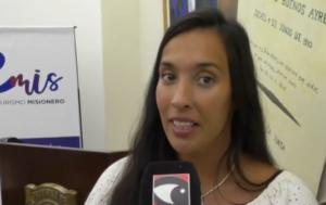"""Anahí Repetto adhirió al pedido de Stelatto de """"construir ciudadanía"""" en Posadas"""