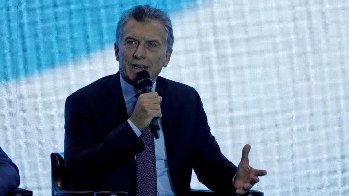 """Reapareció Macri en público y dijo que el populismo """"es más peligroso que el coronavirus"""""""