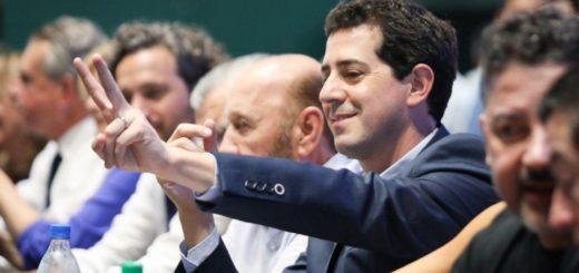 """De Pedro destacó la """"unidad"""" en el congreso del PJ y dijo que es """"indispensable fortalecerlo"""""""