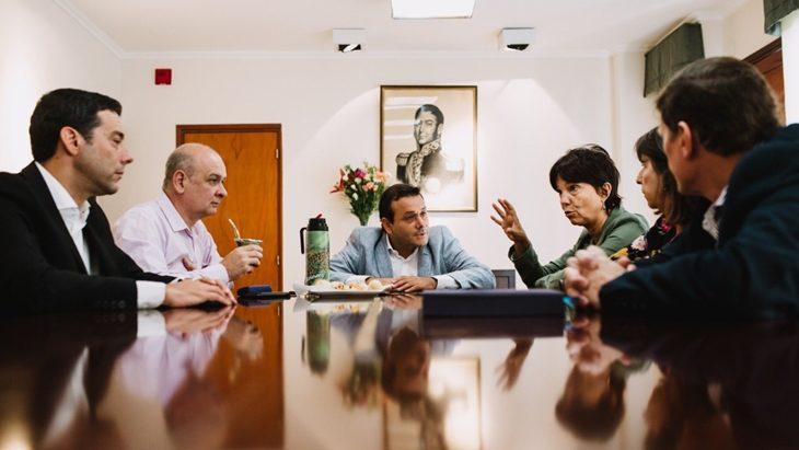 Misiones solicitó a la titular de la AFIP políticas orientadas a las economías de frontera