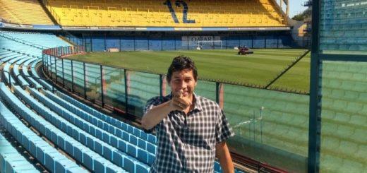 """Jorge Bermúdez: """"Boca va terminar por encima de River"""""""