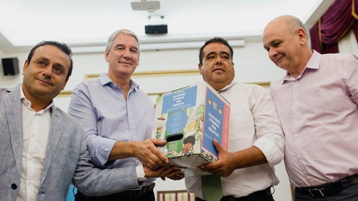 """Presentaron el Plan Provincial de Lectura """"Misiones Lee Innovación"""""""