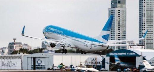 Aerolíneas Argentinas cancela vuelos a Roma y reduce sus servicios semanales por el coronavirus