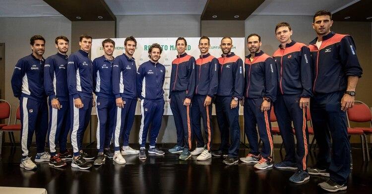 Copa Davis: Argentina arranca la serie ante Colombia