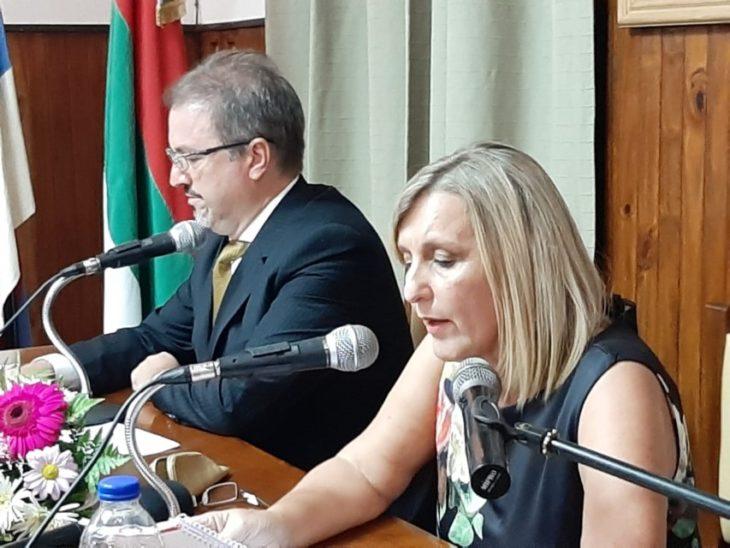 Inauguración de período de Sesiones del Concejo Deliberante de Apóstoles: María Eugenia Safrán se comprometió a mejorar la calidad de vida de los vecinos