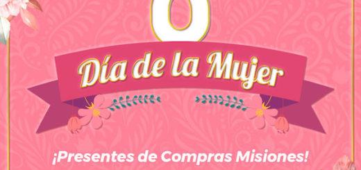¡Celebremos el Día de la Mujer! Encontrá el presente ideal para agasajarlas en Compras Misiones