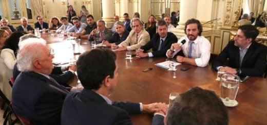 Nación realizó una reunión interministerial para la contención del coronavirus