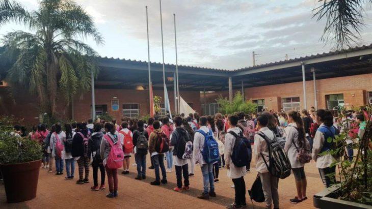 Más de 400 mil estudiantes de toda la provincia inician las clases este lunes 9 de marzo en Misiones