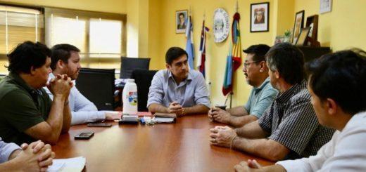 Eldorado: el municipio trabajará en conjunto con el EPRAC y la CEEL para mejorar los servicios para los vecinos