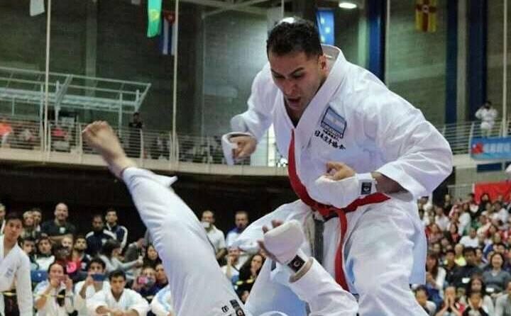 """Valeria Sosa irá al Mundial de Karate: """"Mi objetivo es traer una medalla para mi provincia"""""""