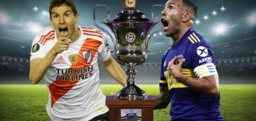 River y Boca definen la Superliga: conocé los detalles de los partidos previstos para esta tarde