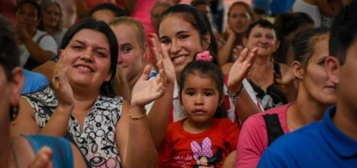 Mujeres rurales de la zona centro festejaron su día en El Soberbio