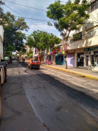 Posadas: el tránsito en la calle Junín estará interrumpido por obras