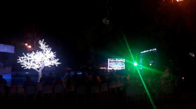 Con 68 expositores se desarrolló la Feria de Eventos en el Complejo La Aventura de Posadas