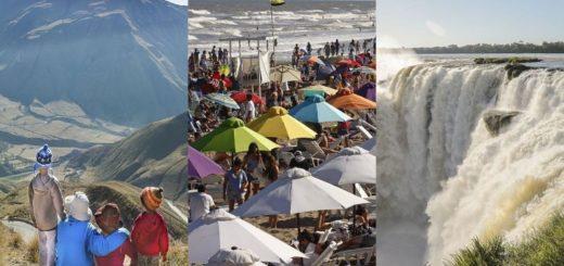 Temporada de verano récord: más de 30 millones de turistas eligieron el país y gastaron $237.500 millones.